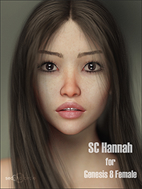 SC Hannah for Genesis 8 Female by secondcircle