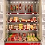 Refrigerated showcase Fortune 2