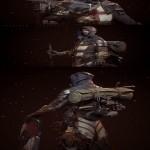 Wandering Knight 3D Model