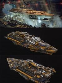 Heavy Dreadnought 3D Model