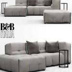 Sofa TUFTY-TOO 3