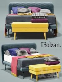 Bed Bolzan Corolle