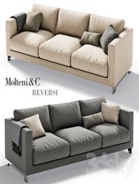 Molteni C reversi sofa 2