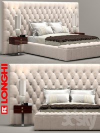 Bed Napaleon Longhi