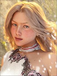 Elenora for Genesis 8 Female