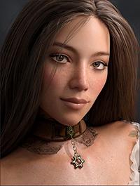 Kelsey HD for Genesis 8 Female