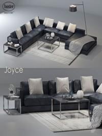 Sofa Baxter Joyce 3