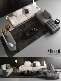 Minotti Lawrence Clan Seating 3
