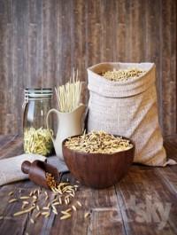 a sack of grain