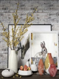 Crate and Barrel Vases