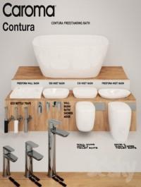 Caroma Contura Collection