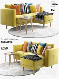 Sofa Ikea Norsborg 3