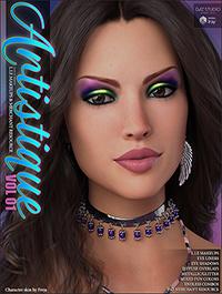 SV Artistique L.I.E and Resource Makeups G8F G3F by Sveva