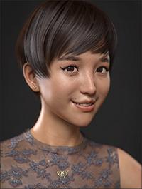 Hyorin for Mei Lin 8