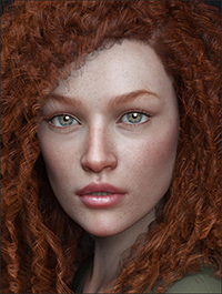 Reese HD for Genesis 8 Female