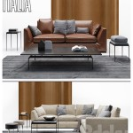 B & B Italia Sofa Richard