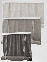 Curtains Rome 3