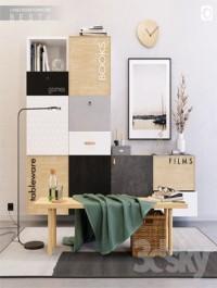 IKEA BESTA set 4