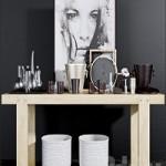 Decorative console table set – 2