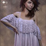 TDT-Adriana for Genesis 8 Female by Deva3D
