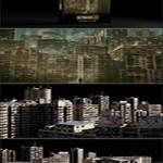Kitbash3D – Future Slums