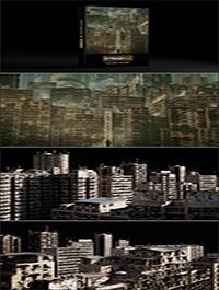 Kitbash3D - Future Slums