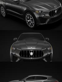 Cubebrush Maserati Levante S Q4 GranSport 2019