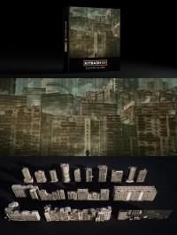 Kitbash3D Future Slums
