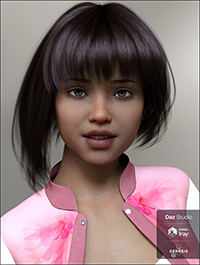Sol for Genesis 3 and 8 Female