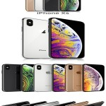 Cubebrush Apple iPhone XS All colors