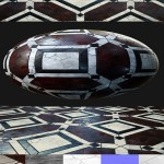 Marble Tile Texture Set