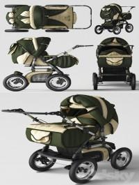 Stroller for children ANMAR