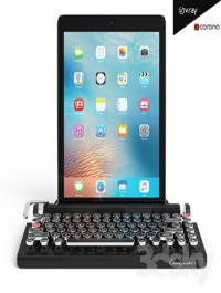 Keyboard and Ipad pro 12.9