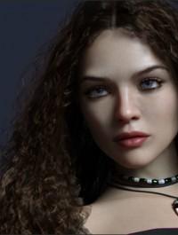 Luz for Genesis 8 Female by RPublishing