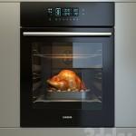 Built-in oven Samsung NV70H5787CB