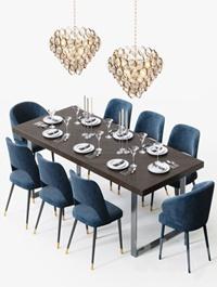 Eichholtz Dining Set