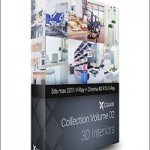 3D Interiors – CGAxis Collection Volume 2