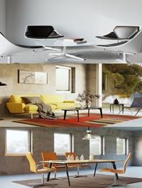 Maxtree Interior Models Vol. 6