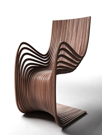 Cgtrader Pipo Chair 3D model