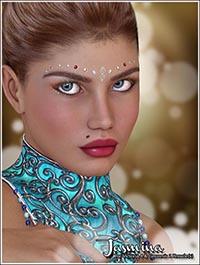Jasmina for Victoria 4 and Genesis 2 Female(s)