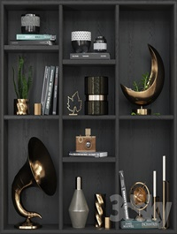 Decor gold