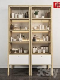 Decorative set of kitchen cabinet VOX Spot