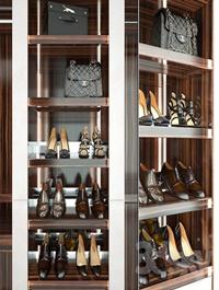Wardrobe VENERE Capital collection, segment B Shoes