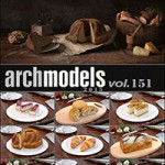 Evermotion Archmodels vol 151