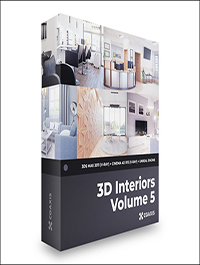 3D Interiors – CGAxis Collection Volume 5