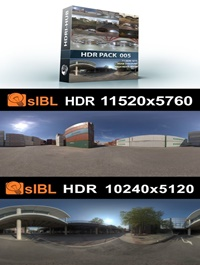 Hdri Hub HDR Pack 005