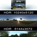 Hdri Hub HDR Pack 003 Roads