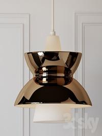 Doo-wop Pendant Light - By Louis Poulsen