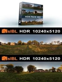 Hdri Hub HDR Pack 002 Ruin