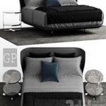 B&b Italia Alys Bed Comp A